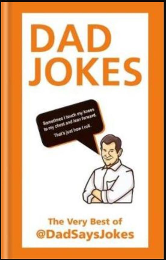 Book of Dad Jokes