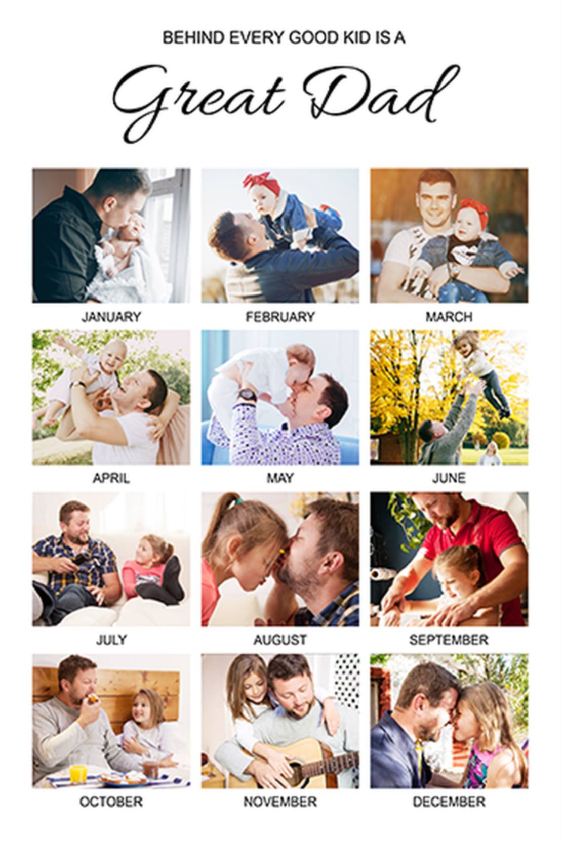 Great Dad Poster