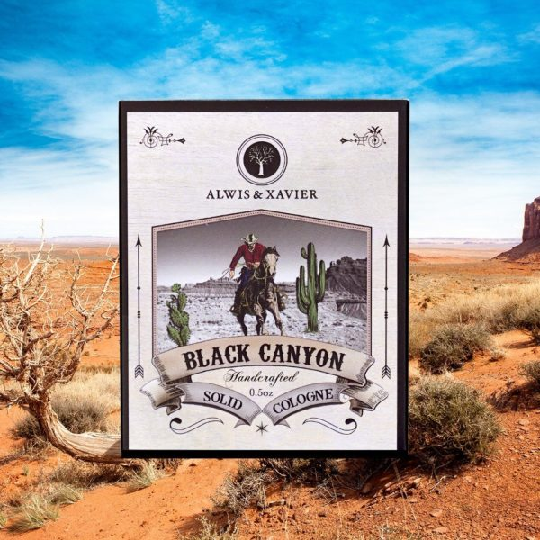 Black Canyon Solid Cologne
